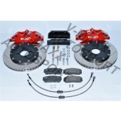 Vmaxx Big Brake kit voor uw Polo 9N