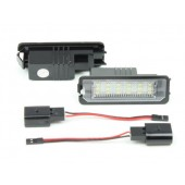LED Kentekenverlichting Golf 4/5/6 Eos Polo 9N
