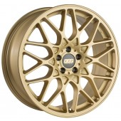 BBS RX-R Satin Gold